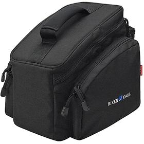 KlickFix Rackpack 2 Gepäckträgertasche schwarz
